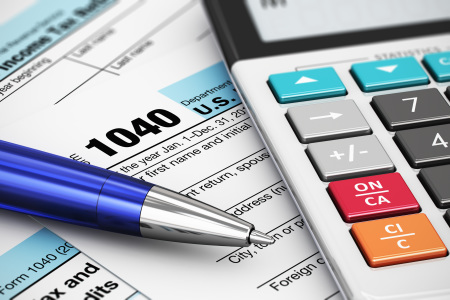 taxes and accounting